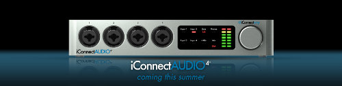 iConnect Audio 4+ NAMM Show 2014