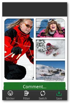 Collage de fotos personalizados
