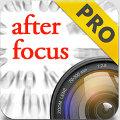 aplicaciones Android de fotografía AfterFocus Pro