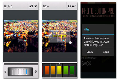 Photo Editor Profesional Android