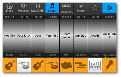 review-música-en-Android-gratis-con-Music-Maker