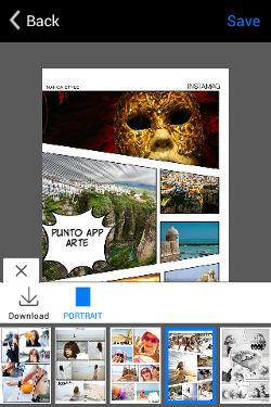 aplicacion para hacer collages de fotos