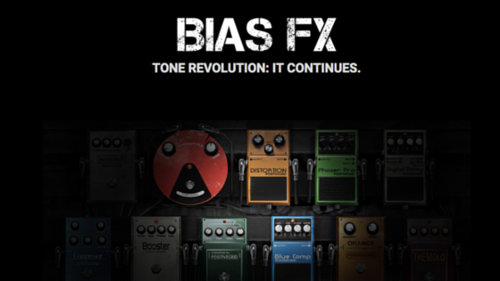BIAS FX de Positive Grid