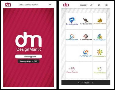 Creación de logo en Android