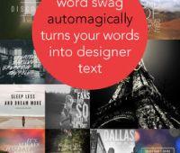 app para crear imágenes con texto que impacten