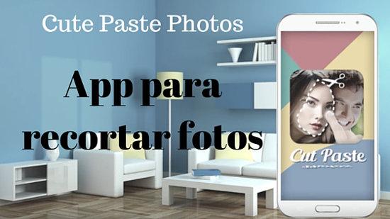 portada app para recortar fotos