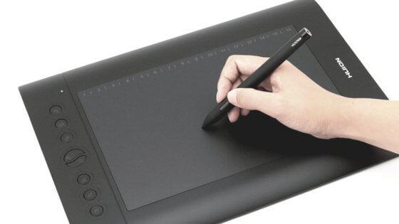 tablet para diseño grafico