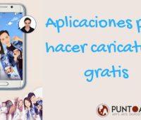 Aplicaciones para hacer caricaturas gratis en iOS y Android