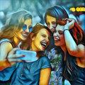 fotos en caricatura gratis con art filter
