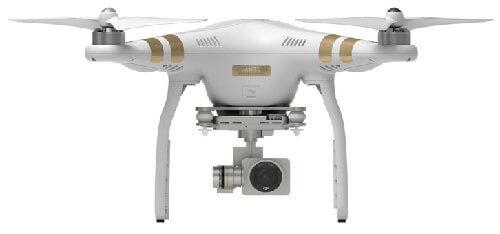 videos con drones DJI Phantom