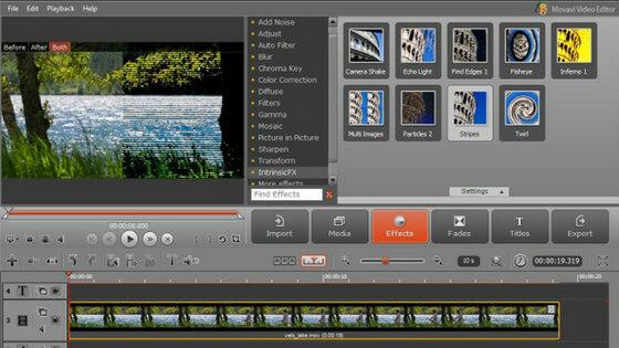 programa para editar videos en windows