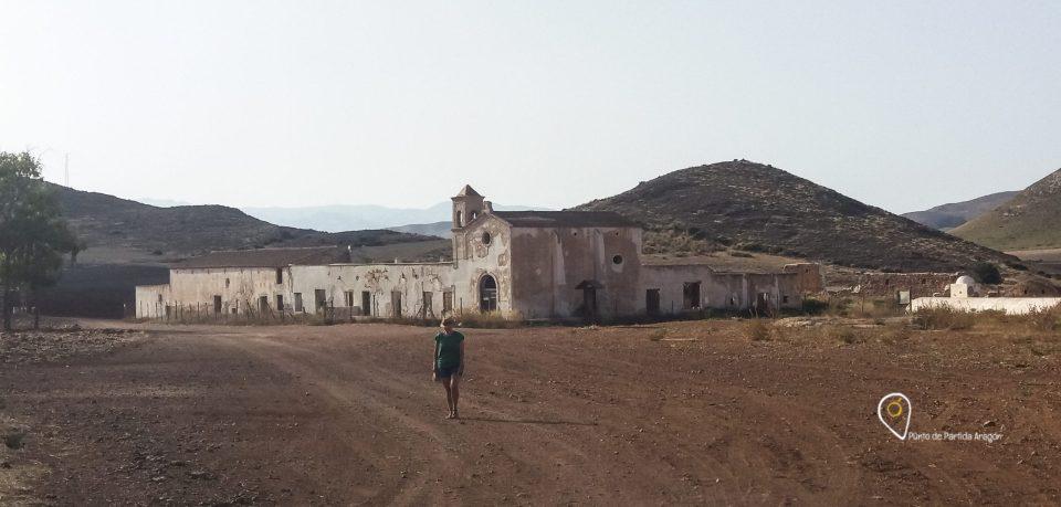 El Cortijo del Fraile, Almería