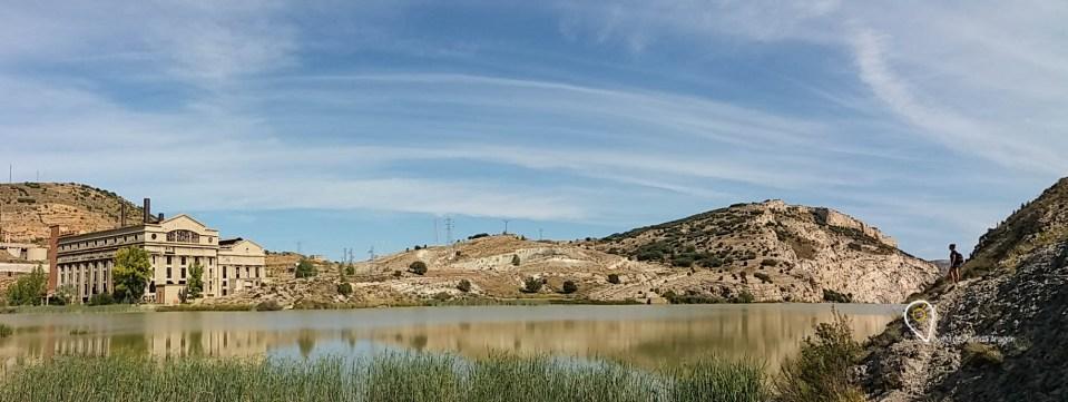 Central térmica de Aliaga, Teruel