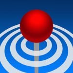 Logo dell'applicazione AroundMe tra le migliori app per viaggiatori