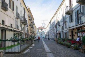 via centrale a Torino