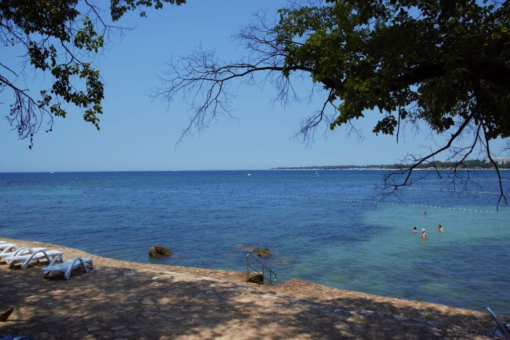 un pezzo di mare adriatico fra la top 10 della slovenia
