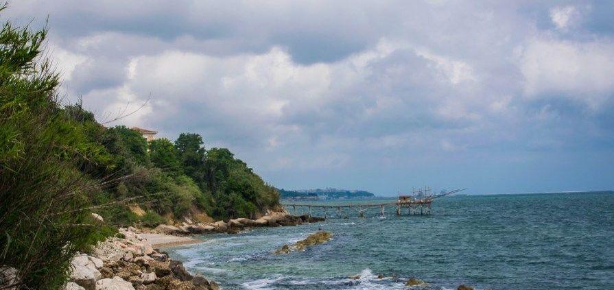 lungo la costa dei trabocchi e dintorni fra mare e terra