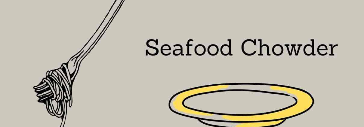 zuppa irlandese seafood chowder