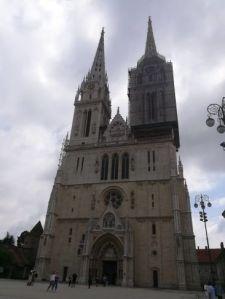 chiesa zagabria