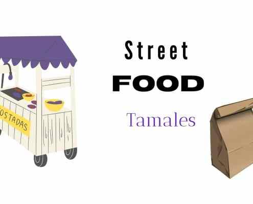 tamales messicani