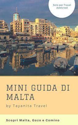 copertina libro mini guida di malta
