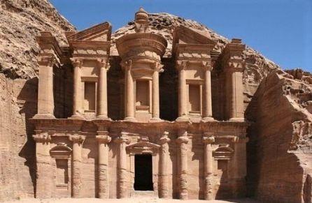 tempio a petra
