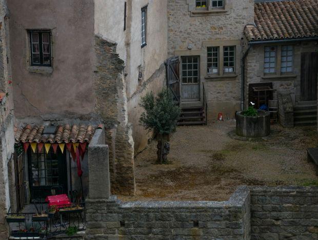 angolo rustico di carcassonne