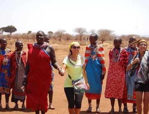 tre cose da non fare prima di un viaggio io che ballo con le donne masai