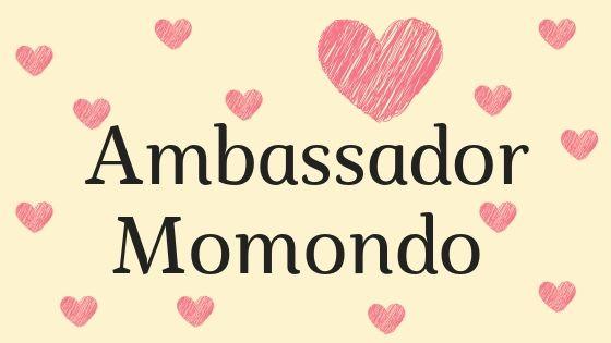 copertina con scritta ambassador di momondo