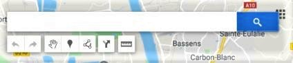 Icone di google my maps