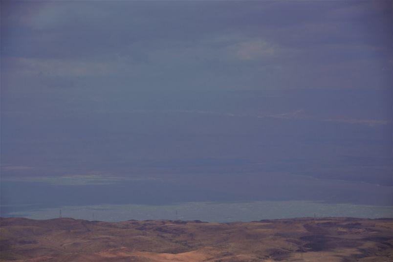 galleggiare nel mar Morto eccolo qui