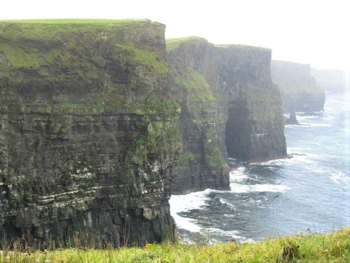 Tra la top 10 Irlanda le scogliere delle Cliffs of Moher