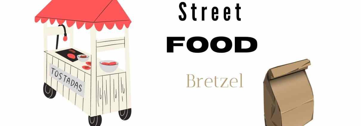 Gustoso pane tedesco bretzel