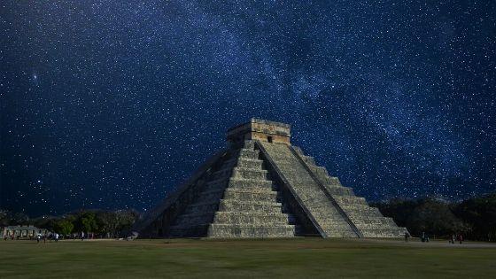 Piramide Chichen Itza di notte, cose da sapere sul messico