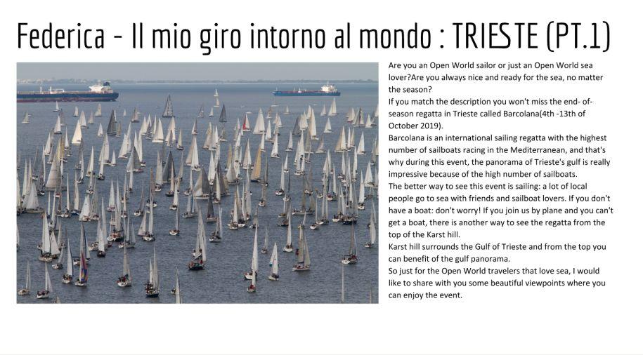 Diapositiva consigli su Trieste