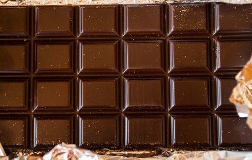 Tavoletta di cioccolata per l'articolo fabbriche e spacci d cioccolata