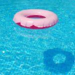 Lista delle città termali italiane, immagine salvagente rosa sull'acqua
