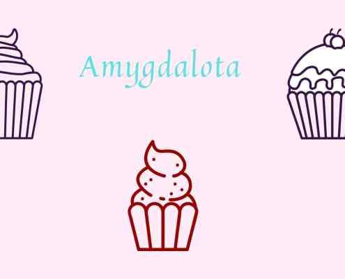 dolce ricetta greca dell'Amygdalota