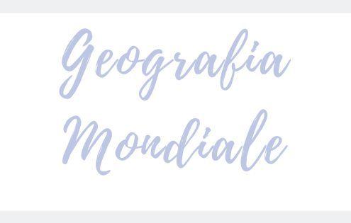 App Geografia Mondiale