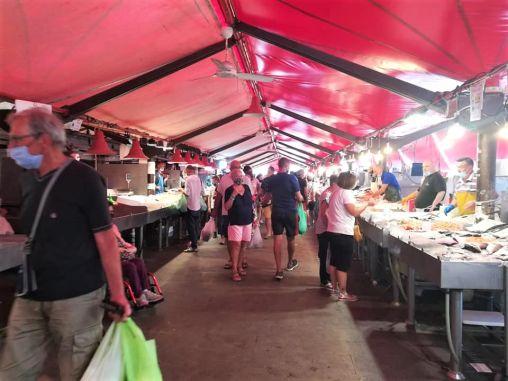 mercato del pesce chioggia