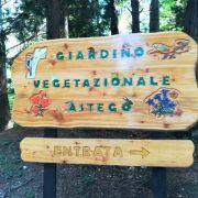 Visita al giardino vegetazionale astego