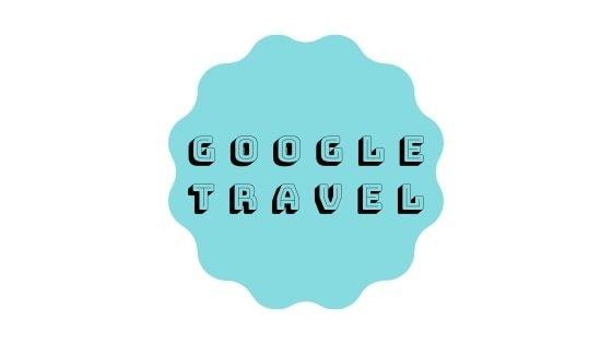 piano di viaggio con google travel