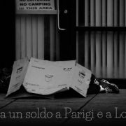 George Orwell senza soldi