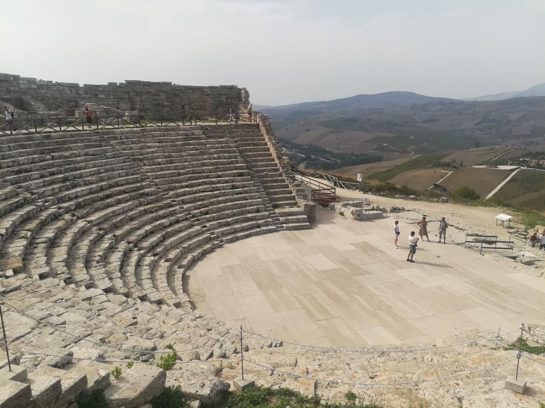 Segesta teatro