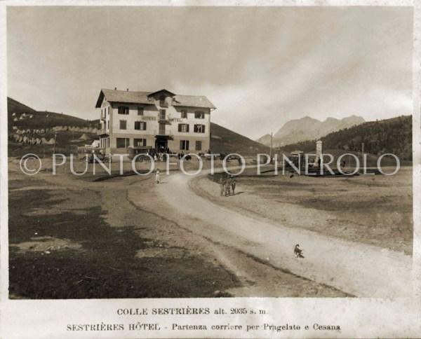 Foto storica Sestriere