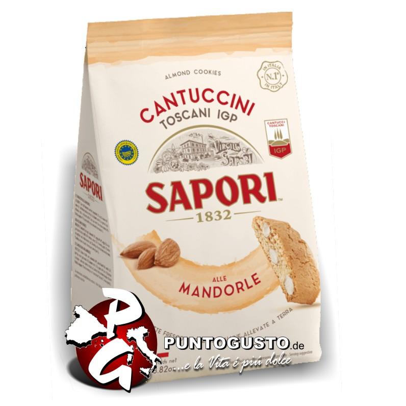 Cantuccini Mandorla Sapori