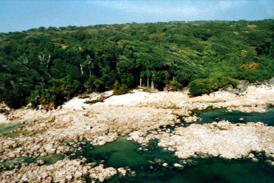 Ostrov North Sentinel