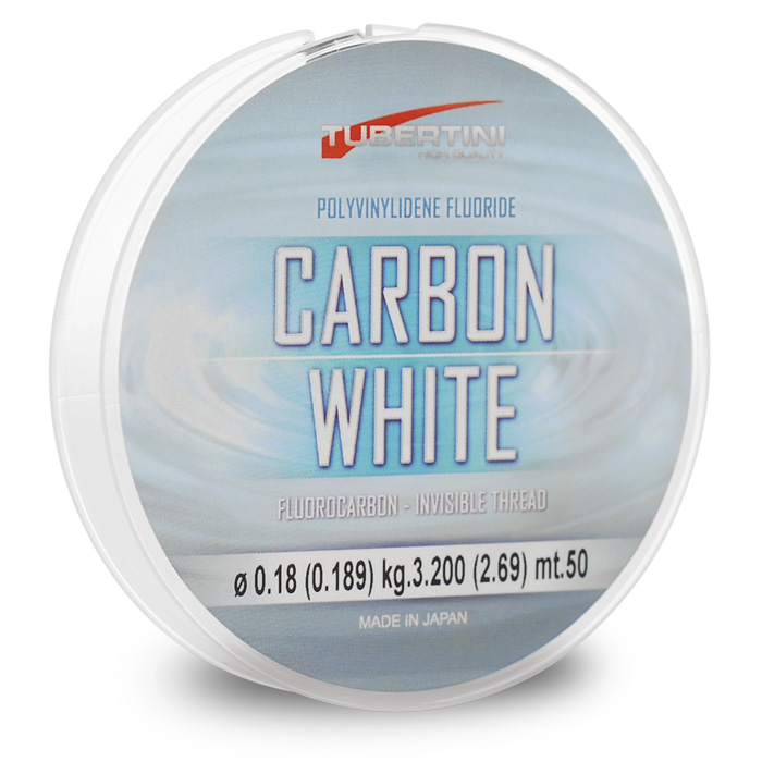 TUBERTINI – Carbon White 50m