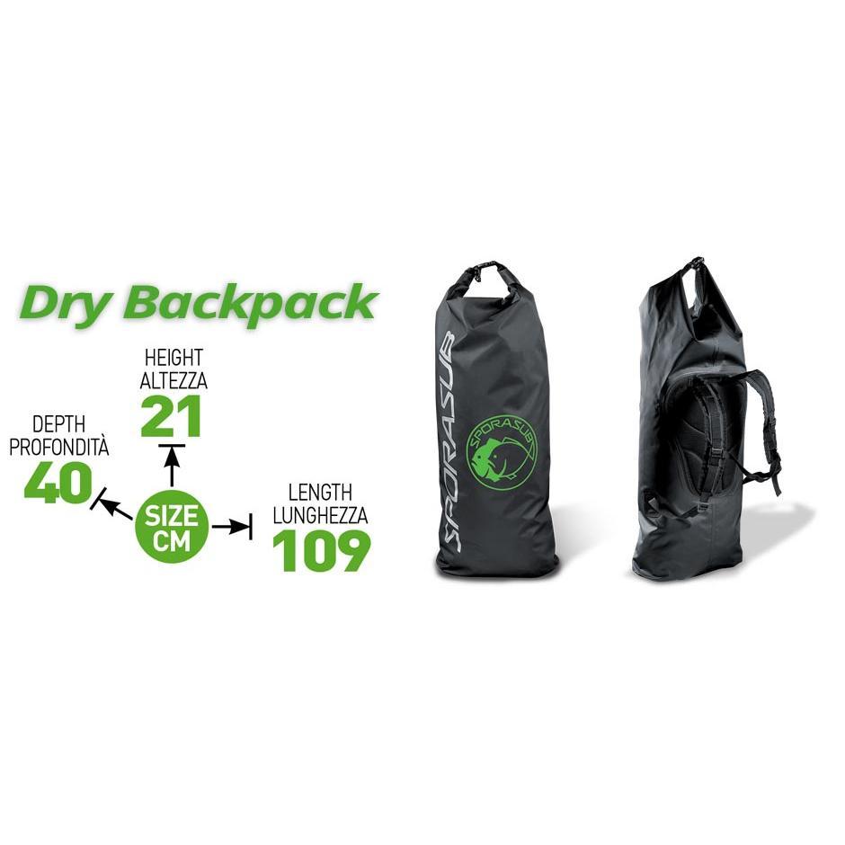 SPORASUB - Zaino Dry Backpack