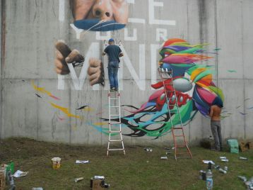 Street Art e Writing a Tirano nel'ex carcere mandamentale di Tirano 4 76